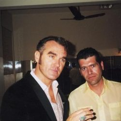 Spike T Smith & Morrissey.